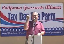The American Freedom Party (formerly the American Third Position Party or A3P) is a Third Position American political party that promotes white nationalism.[2][3][4][5] In November 2009 it filed papers to get on a ballot in California, and was launched in January 2010.[6] According to the Southern Poverty Law Center, it was created to channel the right-wing populist resentment engendered by the financial crisis of 2007–2010 and the policies of the Obama administration