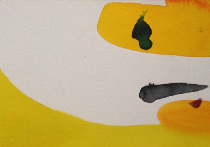 Iben Munnecke. Artwork. Paper. Tusch.