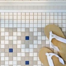 tile flooring pattern