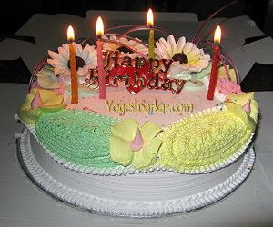 Birthday Cake Yogesh Cake Desings Cake Birthday Cake Birthday