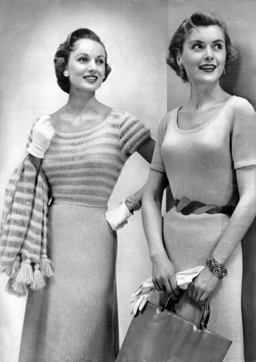 Bernat Handicrafter 1954 - Wardrobe Maker #45