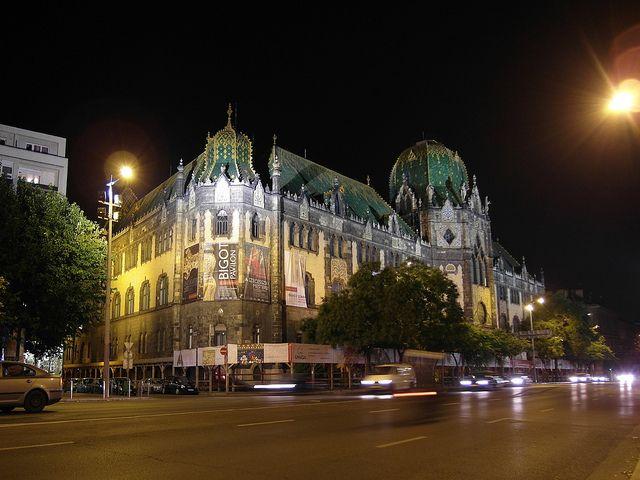 All sizes | Magyar Iparművészeti Múzeum, Budapest | Flickr - Photo Sharing!: