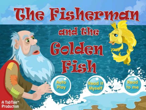 The Fisherman and the Golden Fish | TabTale