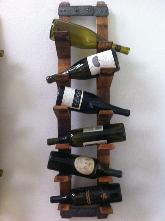 Wine Racks by FALLENOAKDESIGNS on Etsy, $200.00
