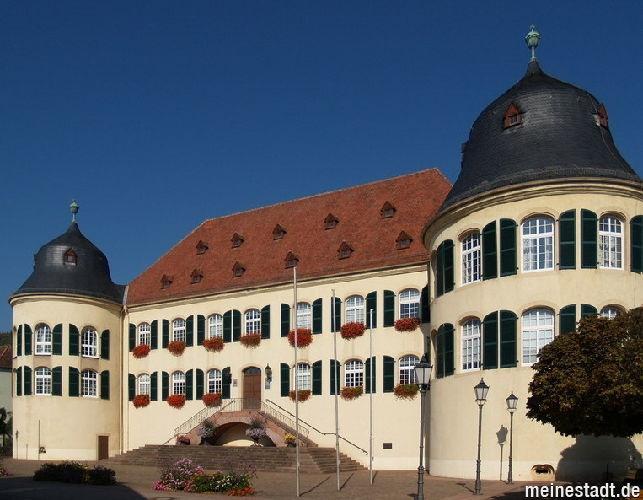 Bad Bergzabern Schloss