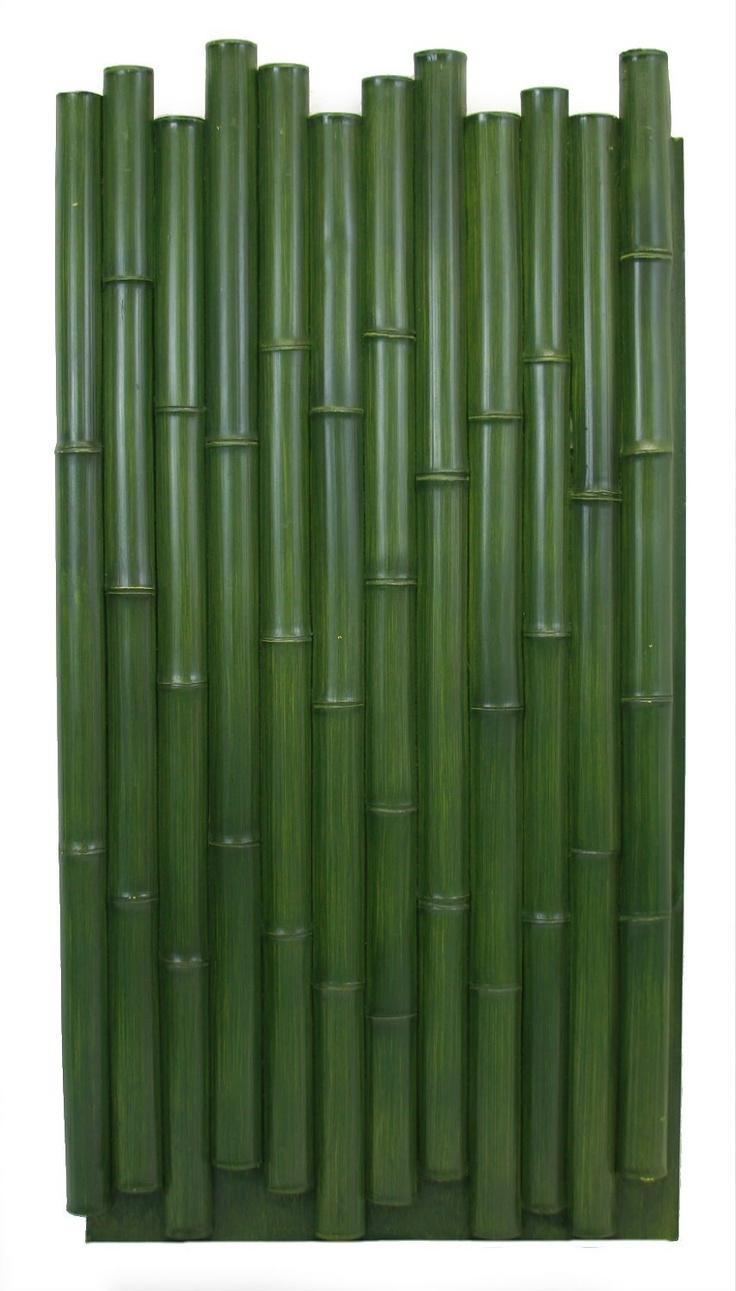 Best faux bamboo images on pinterest fence