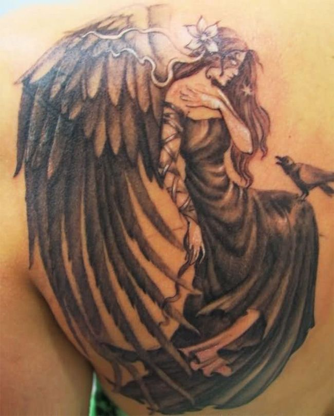 17 besten female guardian angel tattoo bilder auf pinterest schutzengel schutzengel tattoo. Black Bedroom Furniture Sets. Home Design Ideas