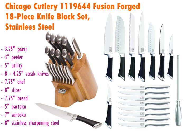 The 25 Best Kitchen Knife Set Ideas On Pinterest