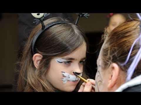Детский Хэллоуин - YouTube