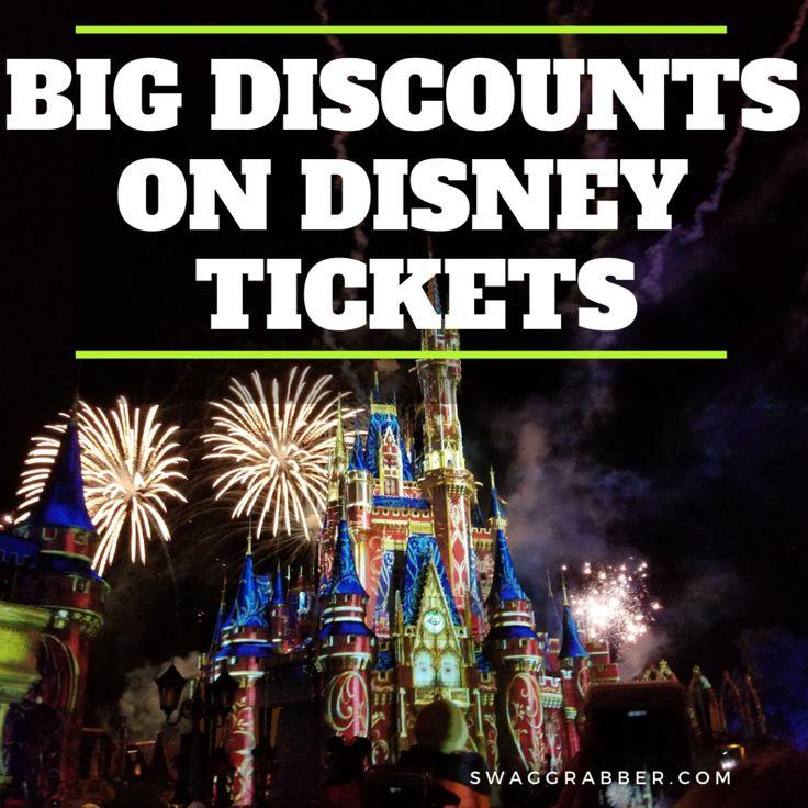 buy discounted disney world tickets