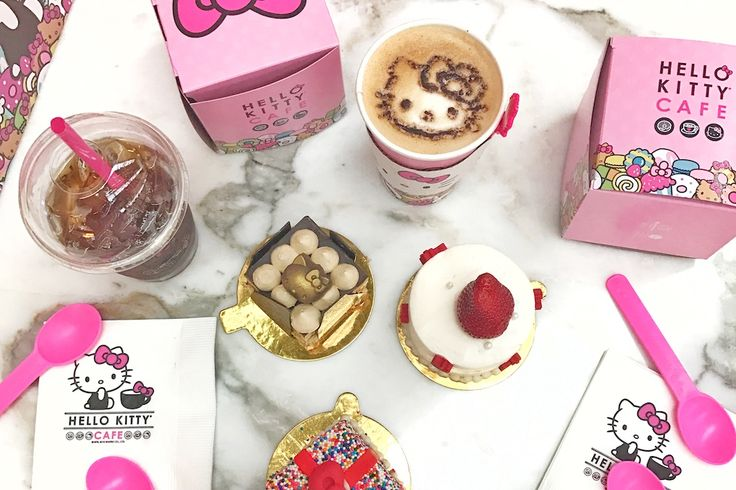 The LA Girl lists 5 fun reasons you should definitely go to the Hello Kitty Cafe located in Arcadia at the Westfield Santa Anita mall.