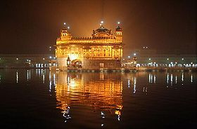 My sister will be there this summer...and I will go someday!! Amritsar, India