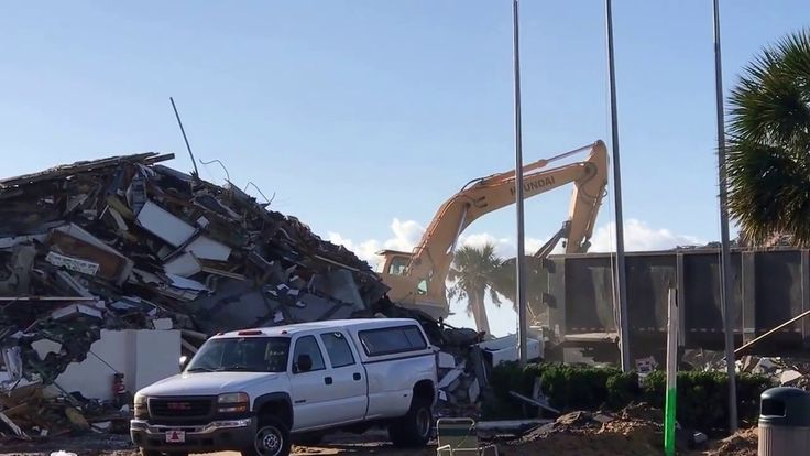 Myrtle Beach Motel on the Boulevard torn down - Myrtle Beach Progress