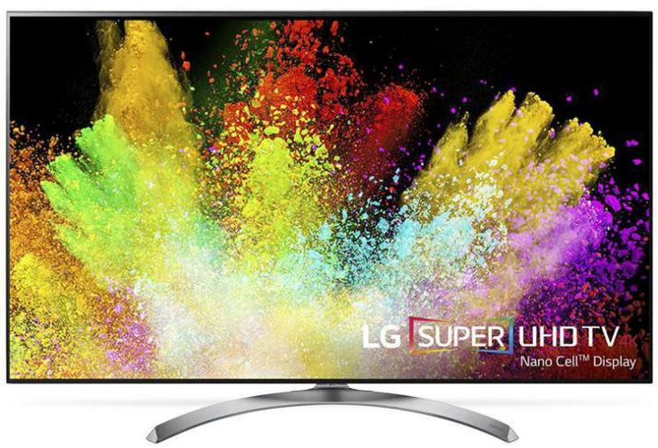 LG SJ8500 4K Ultra HD TV Review - HDTVs and More
