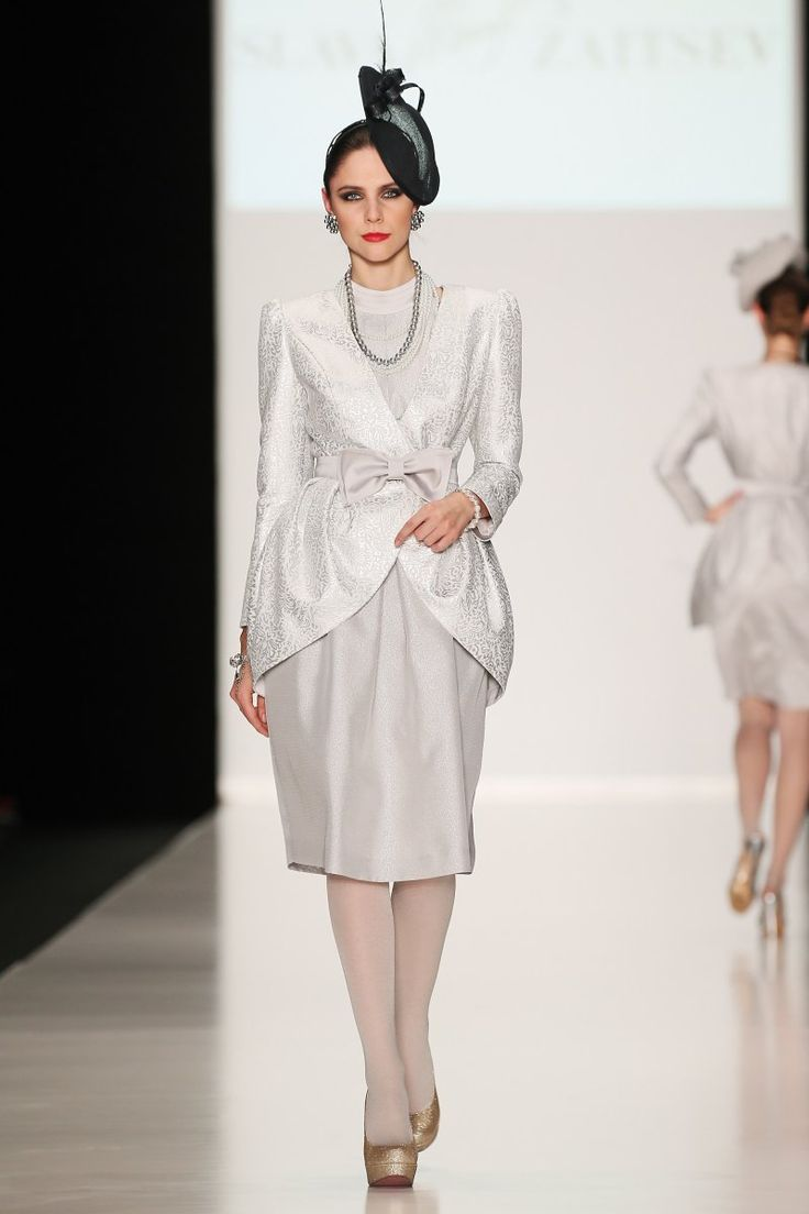 FashionTV Mobile | Gallery | SLAVA ZAITSEV Fall 2014-15 Collection