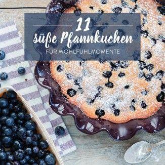 Dutch, Baby! Blaubeer-Pfannkuchen aus dem Ofen