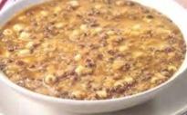 ⇒ Le nostre Bimby Ricette...: Bimby, Minestra di Pasta e Lenticchie