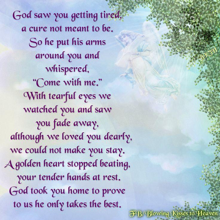 images  poems  heaven  pinterest mom