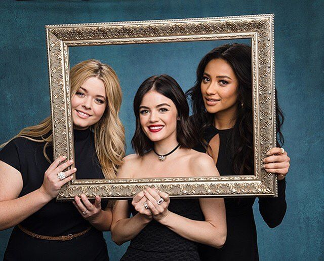 Sasha,Lucy, and Shay