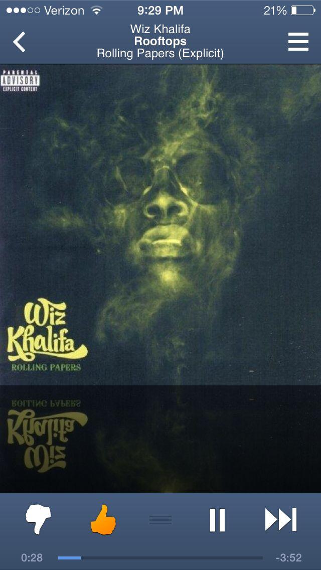 The 50 Best Rap Album Covers Of Past Five Wiz Khalifa Rolling Papers