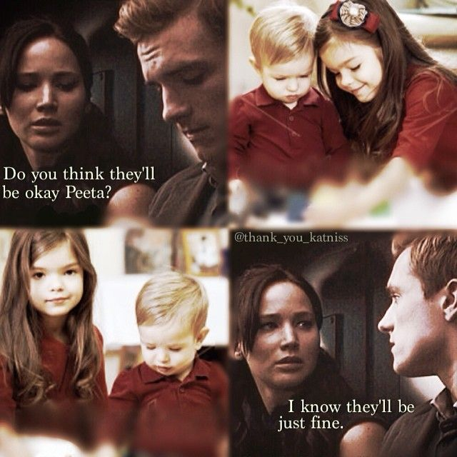 Peeta And Katniss Kids | www.imgkid.com - The Image Kid ...