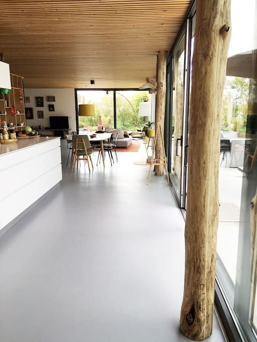 Lakeside paradise - Bungalows for Rent in Haarlemmerliede, North Holland, Netherlands