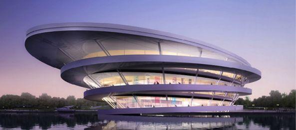 Bike city - JDS Architects