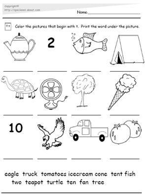 special education stuff to print pinterest letter t worksheets worksheets and letter t. Black Bedroom Furniture Sets. Home Design Ideas