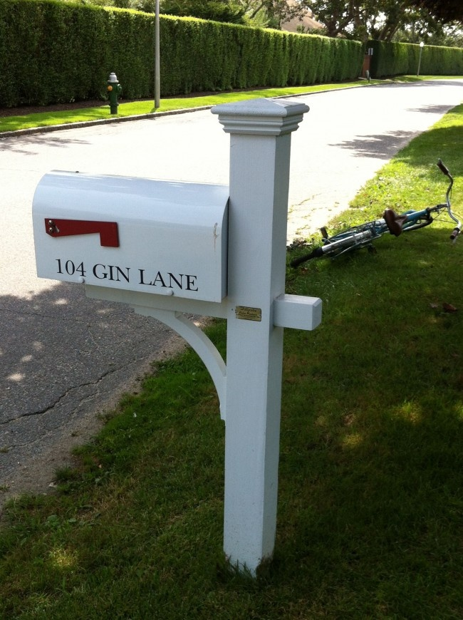 Cool letterbox
