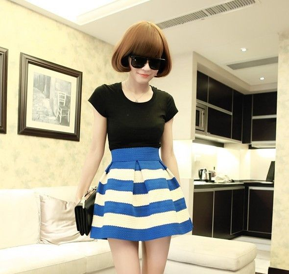 Fashion Tutu Skirt Women Skirts High Waist Plus Size Womens Brand Black