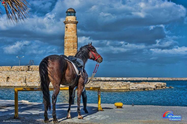 Rethemnos, Crete Greece