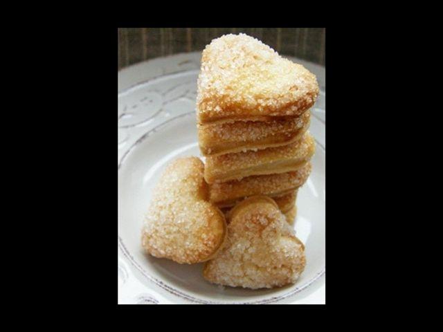 Recept na jemné cukroví se zakysanou smetanou.
