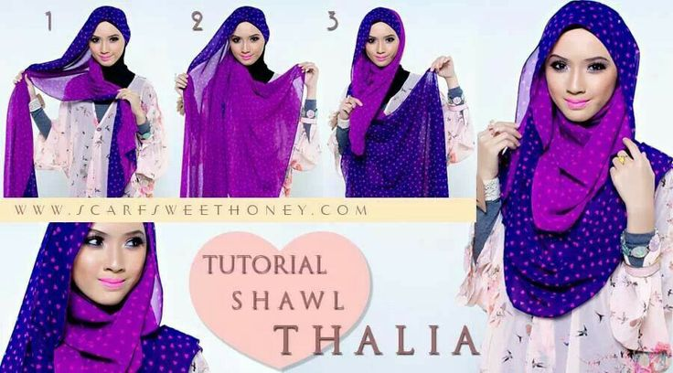 Malaysian Hijab Tudung Tutorial By Scarf Sweet Honey Islamic Fashion Pinterest Scarfs