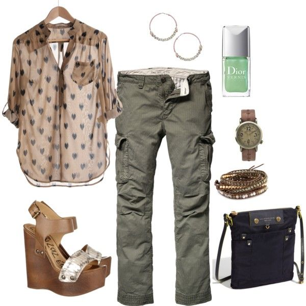 : Fashion Styles, Sheer Top, Chic Style, Lunch, Spring Outfit, Shirt