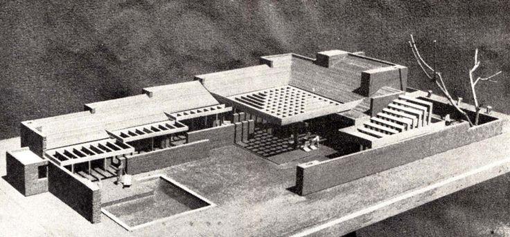 Clásicos de Arquitectura: Casa Garibay / Jorge Scrimaglio