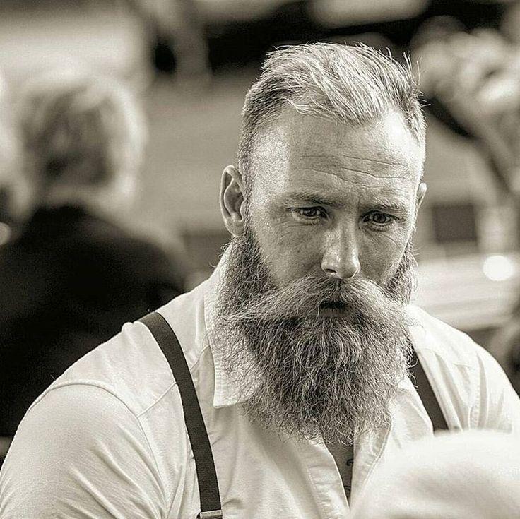 """""""Follow @danne79olsson #swedishbeards #sweden #sverige #swe #svensk #Skägg #skäggiga #Skäggbiff #Mustasch #beard #beards #hår#beardsandtats…"""""""