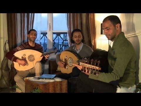 Politique - Le Trio Joubran, ambassadeurs de la musique palestinienne - http://pouvoirpolitique.com/le-trio-joubran-ambassadeurs-de-la-musique-palestinienne/