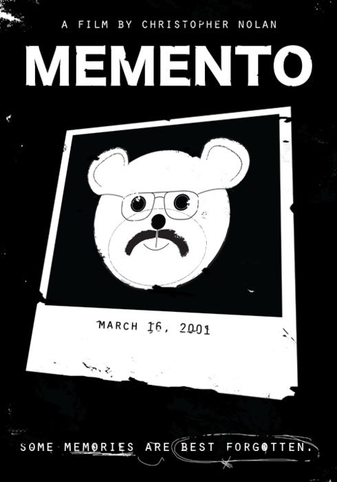 how does christopher nolan's 'memento' 2000 The story of memento is smart and edgy, written by jonathan and christopher nolan it's a story that moves backwards it's a constant flashback that gives an interesting approach to a captivating story.