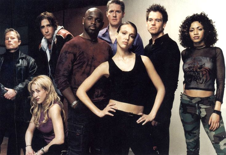 Dark Angel TV Series | Pop Culture is Not Art: Gone But Not Forgotten: Dark Angel