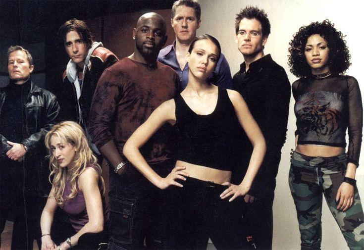 Dark Angel TV Series | Pop Culture is Not Art: Gone But Not Forgotten: Dark Angel