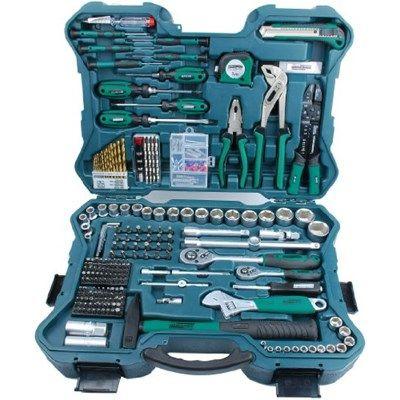 Chollo en Amazon España: Maletín herramientas Mannesmann M29088 (303 piezas) por solo 97,74€. 53% de descuento sobre el precio de venta recomendado. Precio mínimo histórico