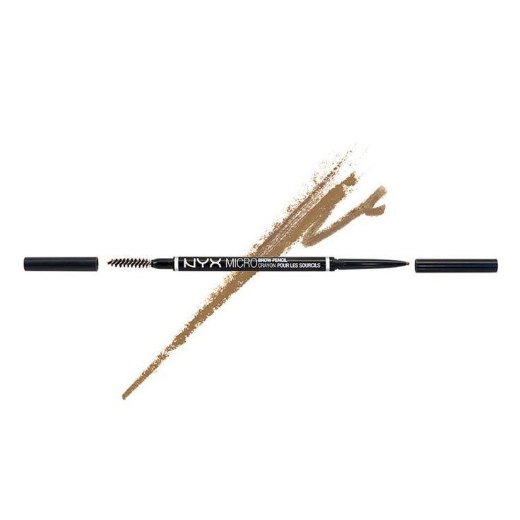 NYX Micro Brow Pencil Blonde