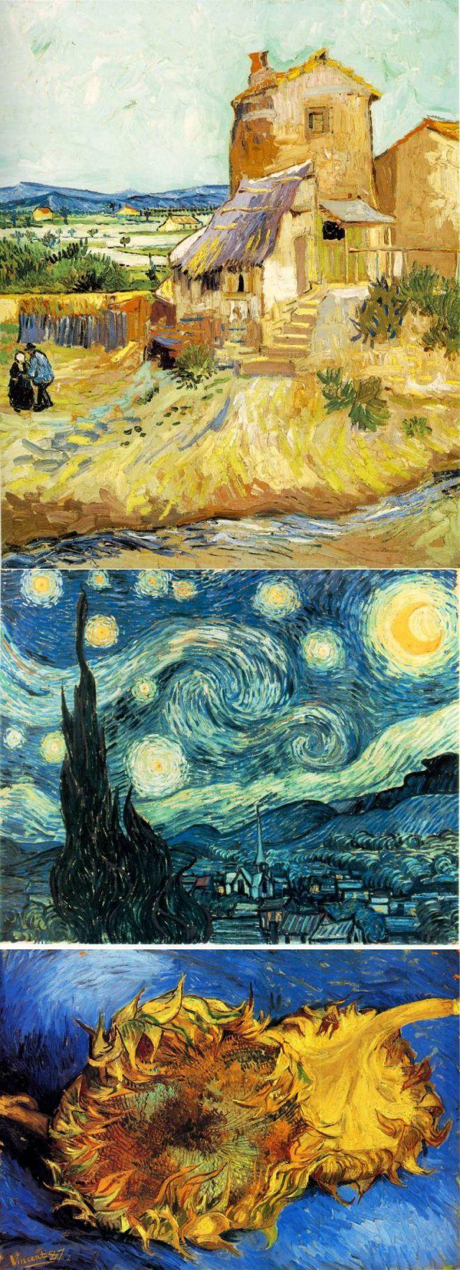 ИМПРЕССИОНИЗМ.Ч.1   Искусство - Ван Гог   искусство   Постила