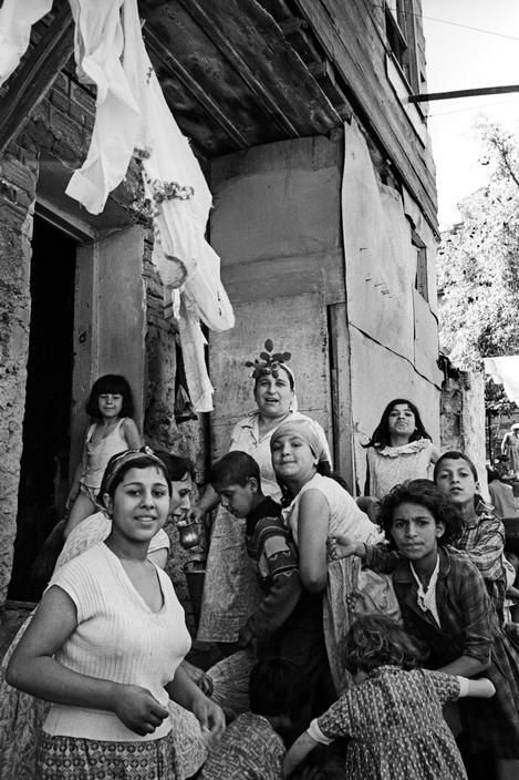 Istanbul, photo by Ara Güler (please repin with photographers credits)