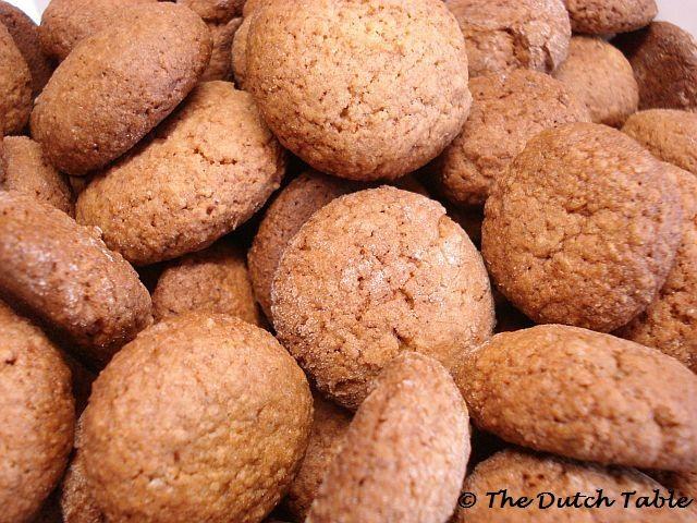 The Dutch Table: Kruidnoten (Dutch Peppernuts)