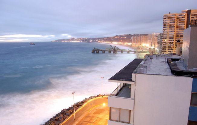 Vina del Mar, Chile... beautiful