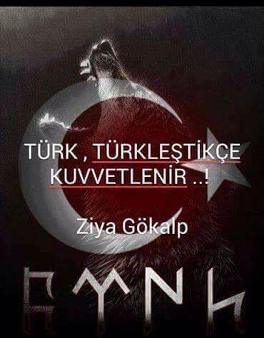 """#3MayısTürkçülükGünü...""""Gerçek"""" TÜRK lere günaydın!"""