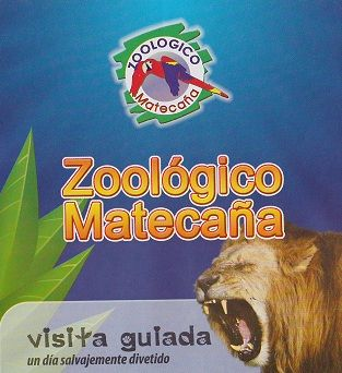 guia, Zoologico Matecana, Pereira, Colombia, via Flickr.