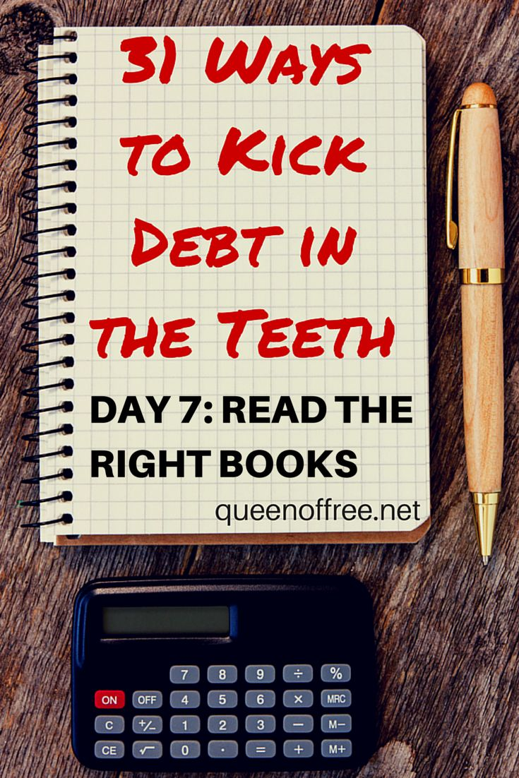 Words fill your soul in more ways than one. Reading the right books can help you become debt free for more than one reason. Check out this awesome list of suggested reads for the new year!