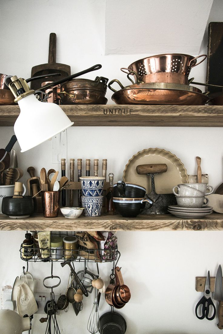 1000+ ideas about diy kitchen shelves on pinterest | floating